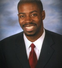 Josh Parker, Maryland State Teacher of the Year 2012