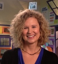 Sarah Brown Wessling, Iowa and National Teacher of the Year 2010