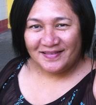 Tui Peau, American Samoa Teacher of the Year 1989