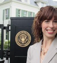Katie Ferguson, New York State Teacher of the Year 2012