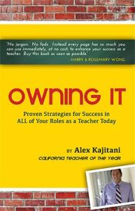 Alex Kajitani's new book