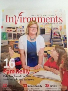 IL STOY 2014 Pam Reilly on the cover of InVironments