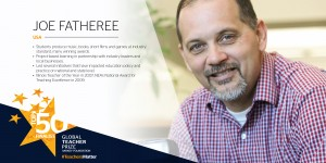 Joe-Fatheree Global Teacher Prize