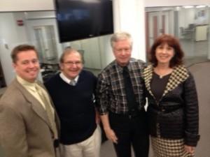Derek Olson, Phil Bigler, Jon Quam, Katherine Bassett