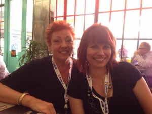 Washburn and Olney at ASCD