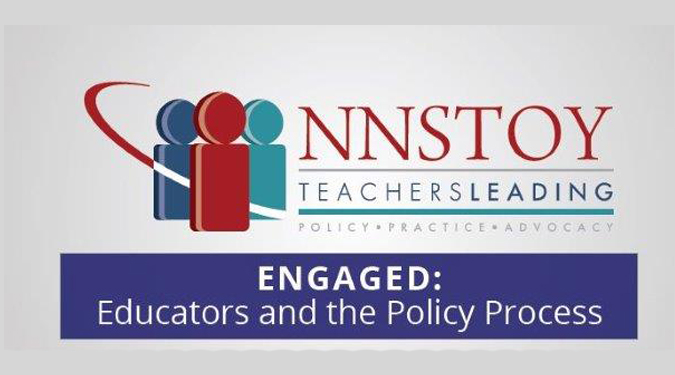 Engaged: Educators and the Policy Process