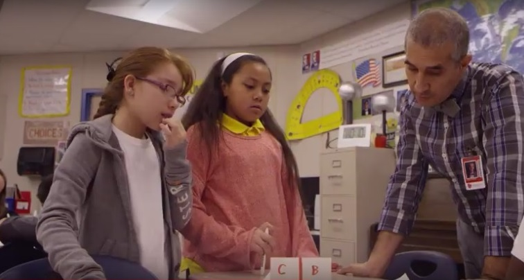 What I Learned Making Common Core Videos with State Teachers of the Year