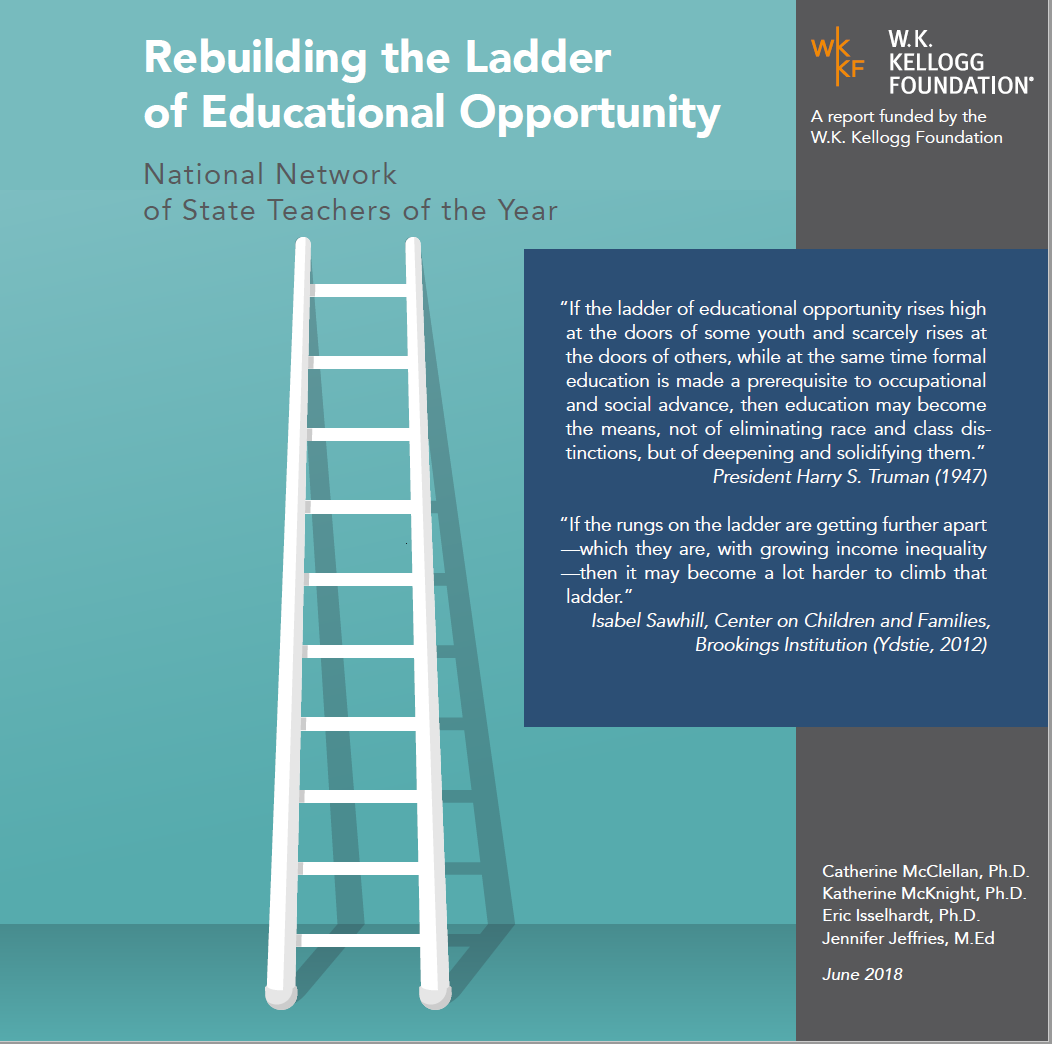 Rebuilding the Ladder of Educational Opportunity