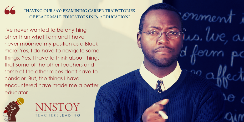 100 Black Male Educators Speak Project