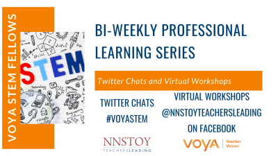 Voya STEM Professional Learning Series