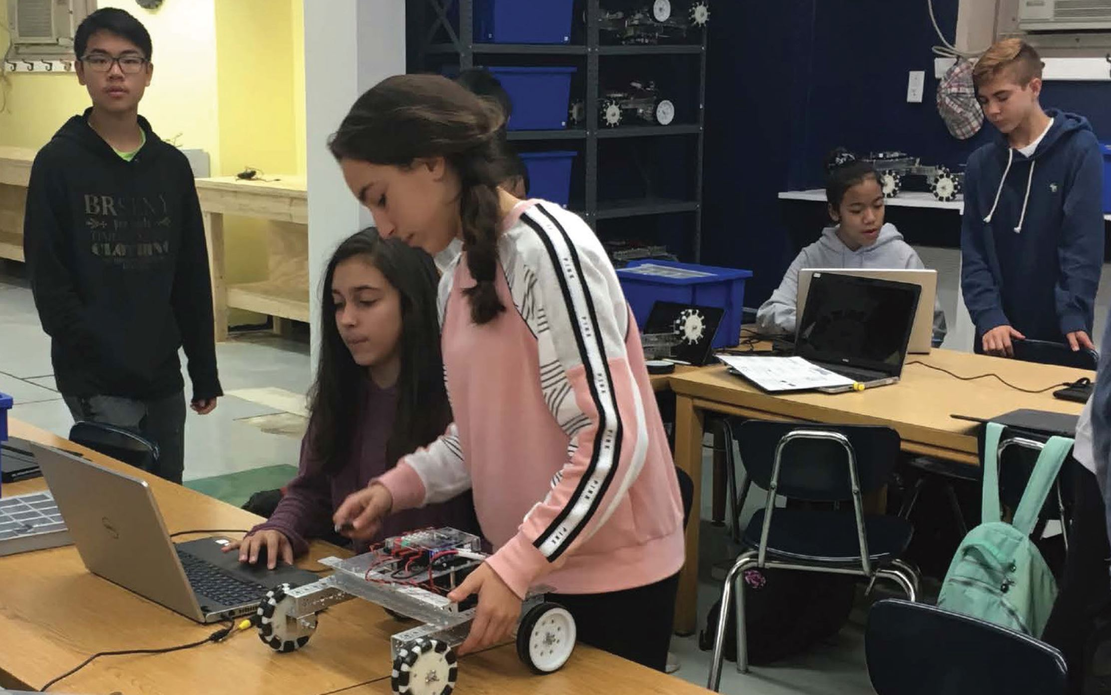 Exemplary STEM Learning: Lessons from Outstanding New York Schools & Teachers