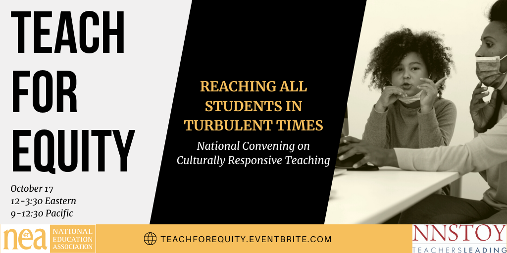 Teach for Equity National Convening