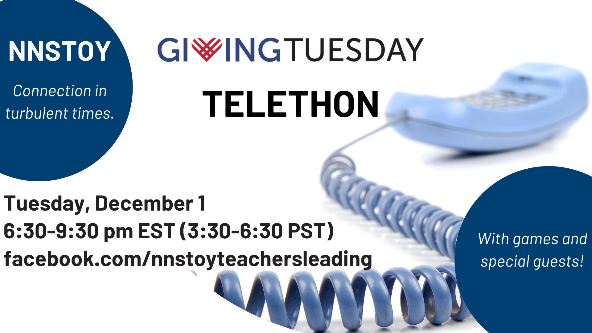 NNSTOY's Annual Giving Campaign