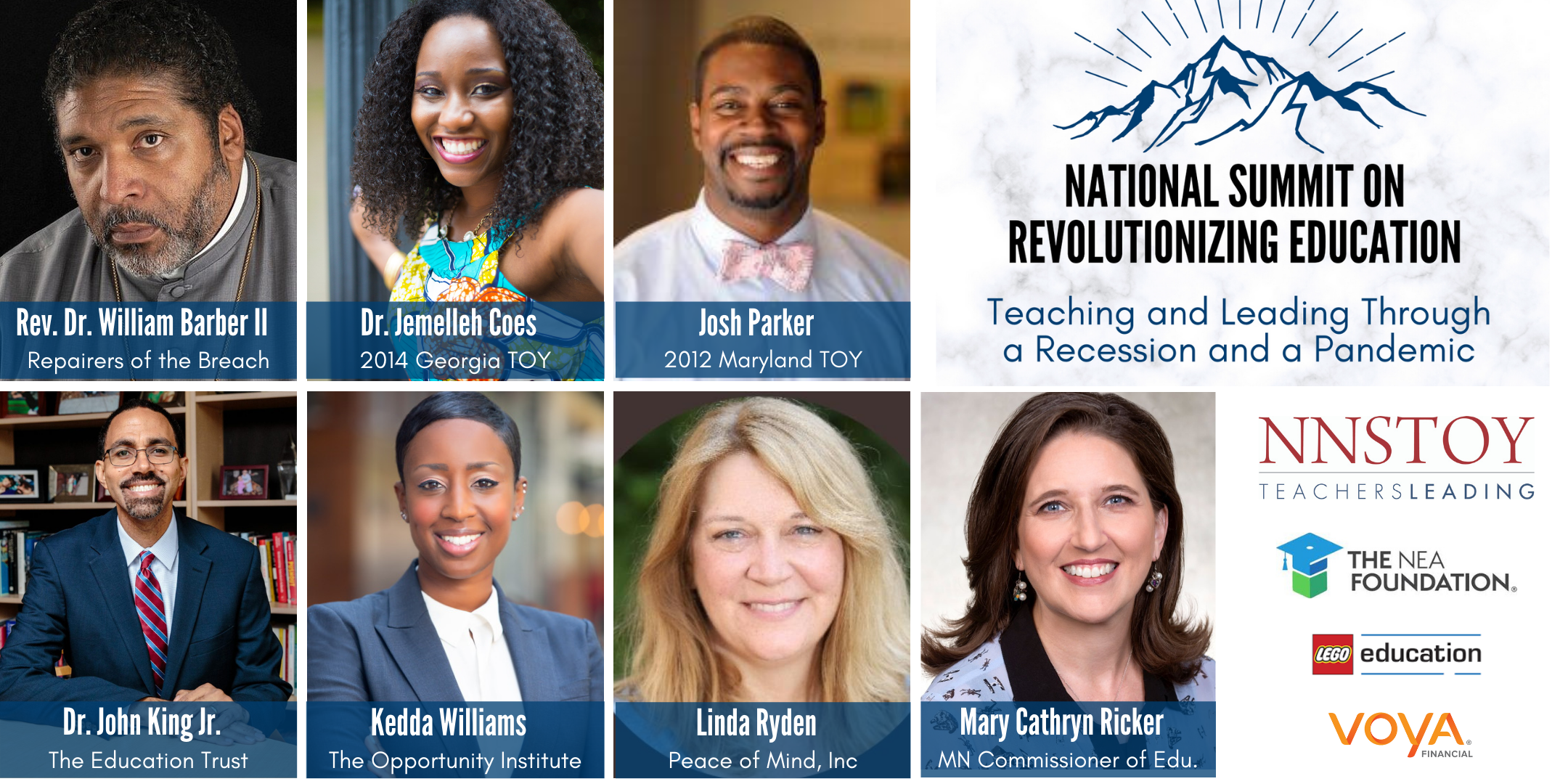 Watch: National Summit on Revolutionizing Education