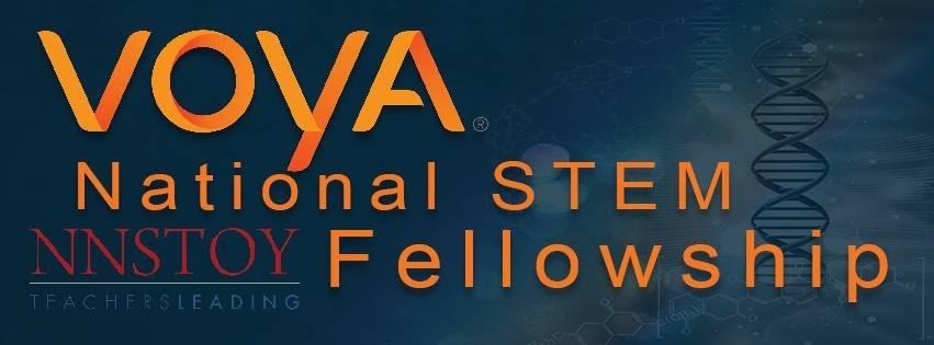 NNSTOY Voya National STEM Fellowship Completes Year 4